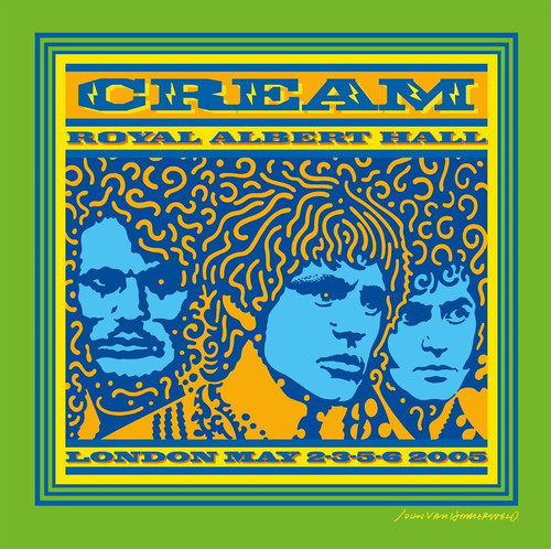 Cream - Royal Albert Hall 2005 (Hol)