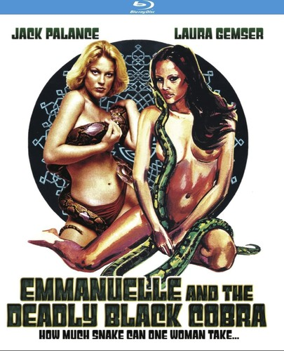 Emmanuelle and the Deadly Black Cobra (aka Black Cobra Woman)