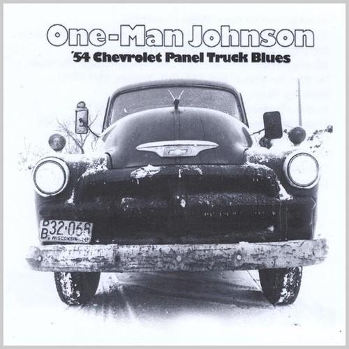 '54 Chevrolet Panel Truck Blues