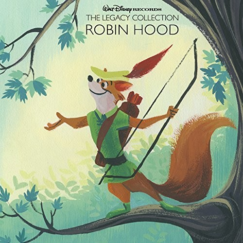 Robin Hood: Walt Disney Records The Legacy Collection