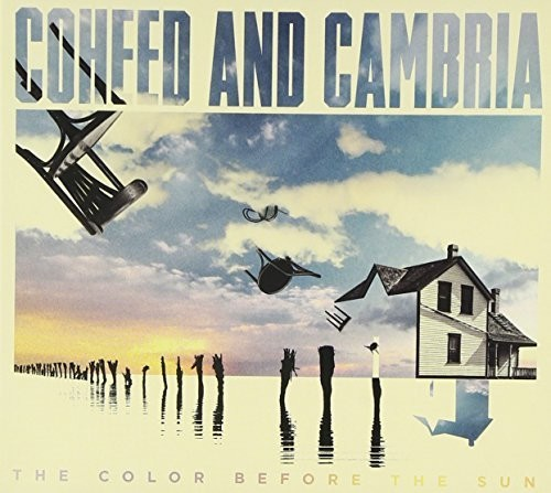 Coheed & Cambria - The Color Before The Sun [Clean]