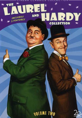 The Laurel and Hardy Collection: Volume Two