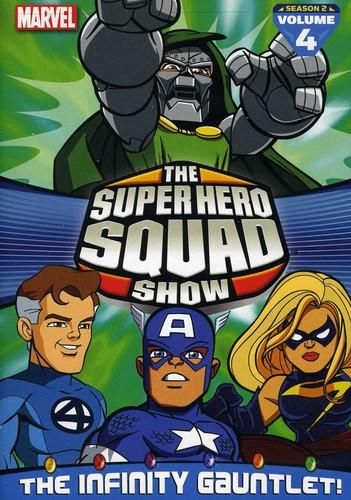 The Super Hero Squad Show: The Infinity Gauntlet!: Season 2 Volume 4