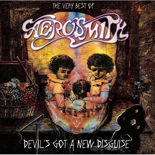 Aerosmith-Devil's Got a New Disguise: The Very Best of Aerosmith
