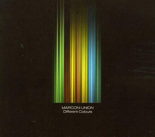 Marconi Union - Different Colours [Import]