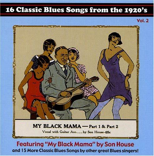 My Black Mama 1 & 2 /  Various