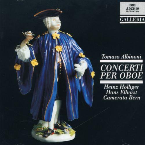 Oboe Concerti