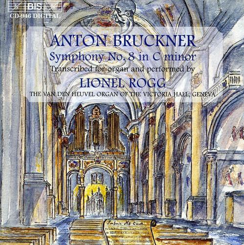 Symphony 8: Unique Organ Transcription