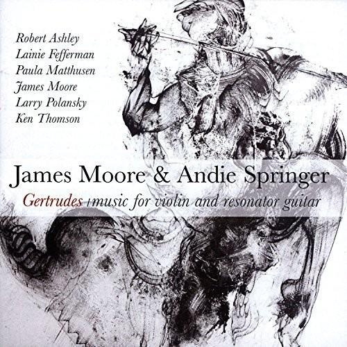 James Moore - Gertrudes