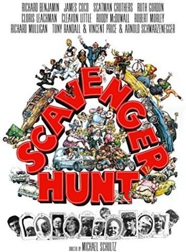 Scavenger Hunt (1979) - Scavenger Hunt