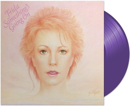 Frida - Something's Going On [Import Violet LP]