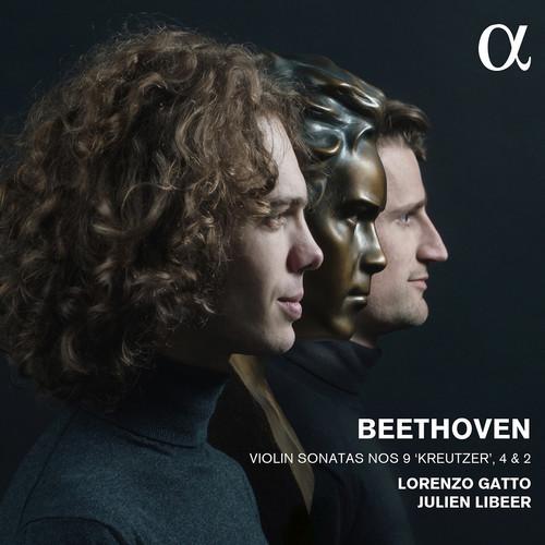 Beethoven: Violin Sonatas Nos. 9 - Kreutzer 4 & 2