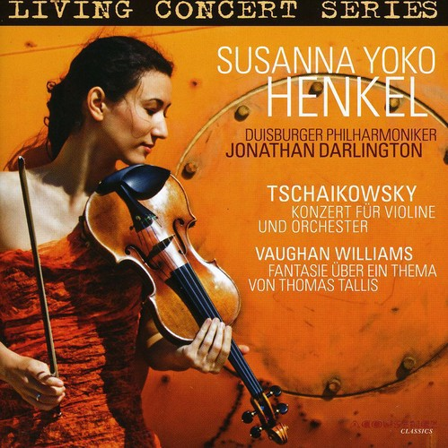 Living Concert Series: Tschaikowsky & Vaughan