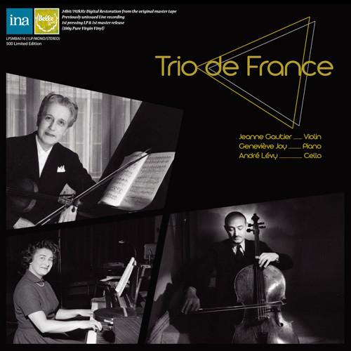 Faure & Ravel Trios