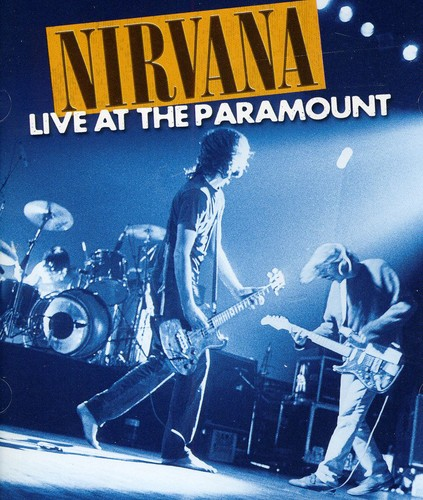 Nirvana - Live At Paramount [DVD]