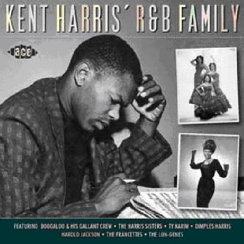 Kent Harris R&B Family /  Various [Import]