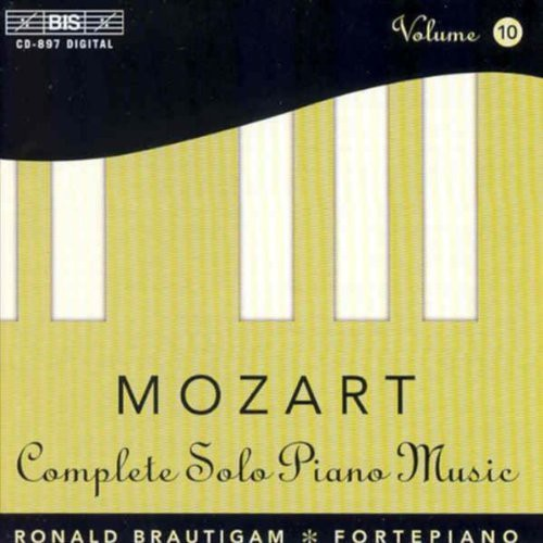 Complete Solo Piano Music 10