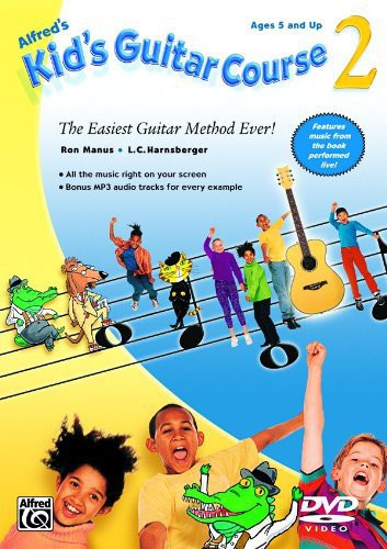Kids Guitar Course: Volume 2
