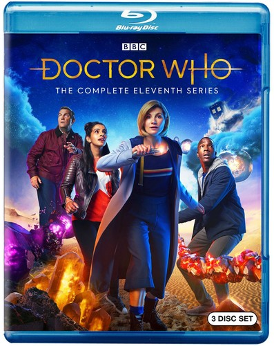 Doctor Who [TV Series] - Doctor Who: The Complete Eleventh Series