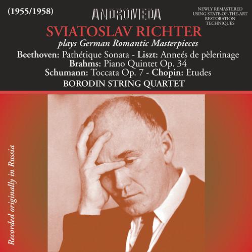 Sviatoslav Richter Play German