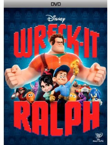 Wreck-It Ralph [Movie] - Wreck-It Ralph