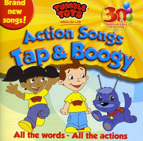 Action Songs: Tap and Boogie
