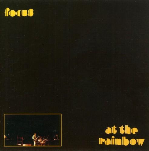 Focus - At The Rainbow [Import]