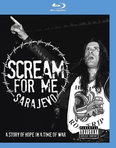 Bruce Dickinson - Scream For Me Sarajevo [Blu-ray]