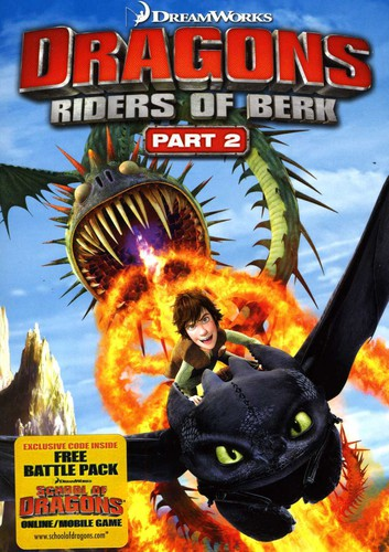 Dragons: Riders of Berk - Part 2