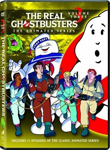 The Real Ghostbusters: Volume 3