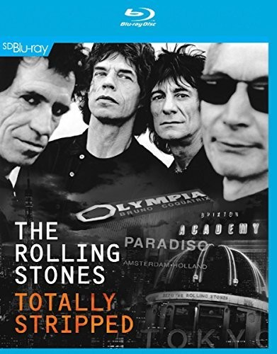 The Rolling Stones - The Rolling Stones: Totally Stripped