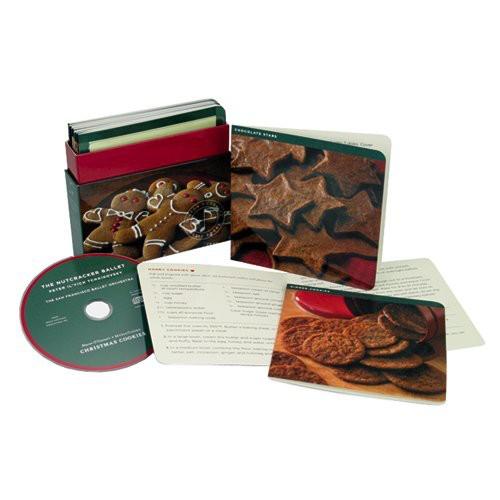 Christmas Cookies (The Nutcracker Ballet)-Sharon O