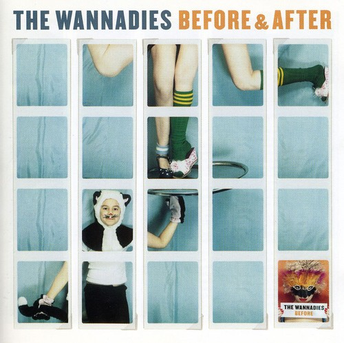 Wannadies - Before & After [Import]