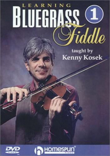Learning Bluegrass Fiddle: Volume 1