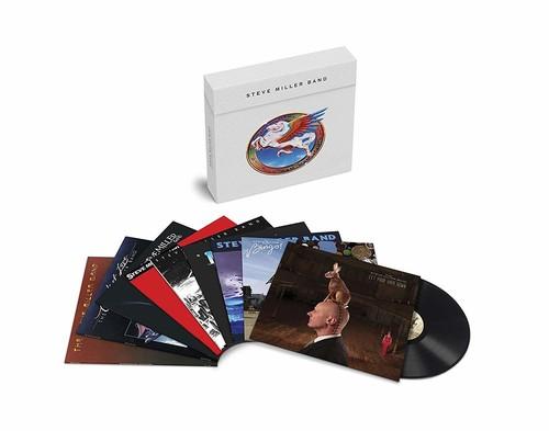 Steve Miller Band - Complete Albums Volume 2 (1977-2011) [9 LP]