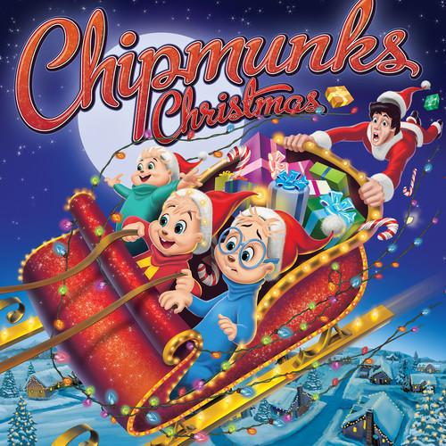 Alvin & The Chipmunks - Chipmunks Christmas