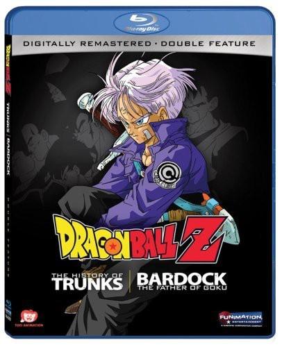 Dragon Ball Z: Bardok /  Trunks Double Feature