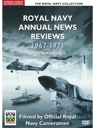 Royal Navy Annual News Reviews 1967-71 [Import]