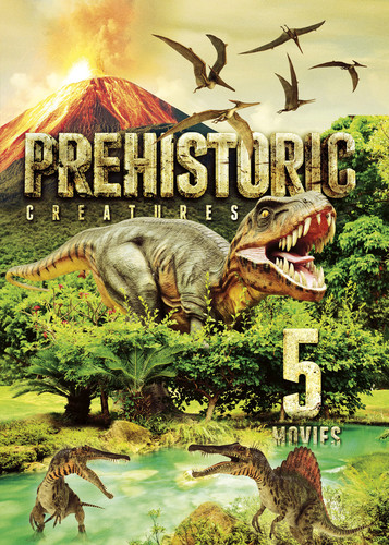 5 Movie - Prehistoric Creatures