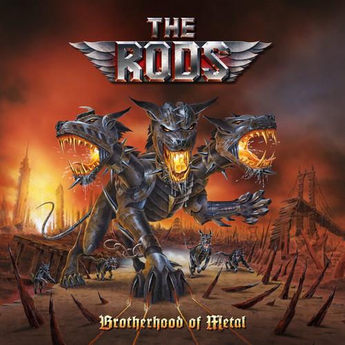 Rods - Brotherhood Of Metal