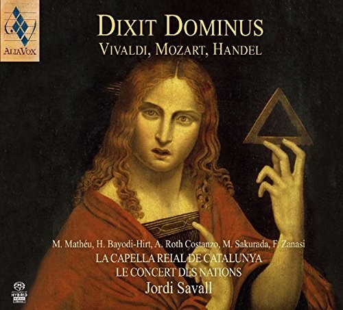 Dixit Dominus - Music Of Vivaldi, Mozart And Handel