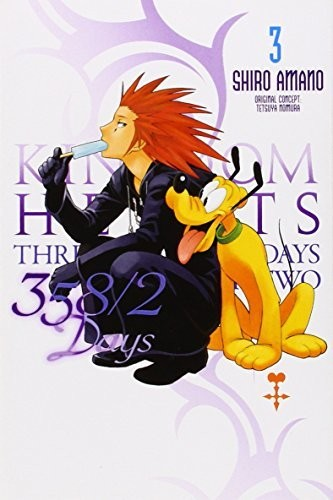 - Kingdom Hearts 358/2 Days, Vol. 3