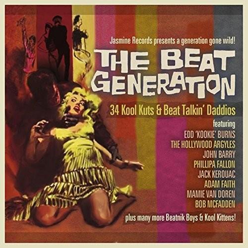 Beat Generation: 34 Kool Kuts & Beat Talkin Daddios /  Various [Import]