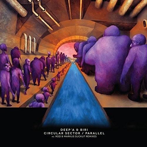 Circular Sector /  Parallel (incl. ROD & Markus Suckut Remixes)