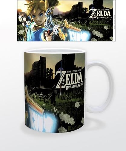 Zelda Botw Unleash 11 Oz Mug - Zelda BotW Unleash 11 oz mug