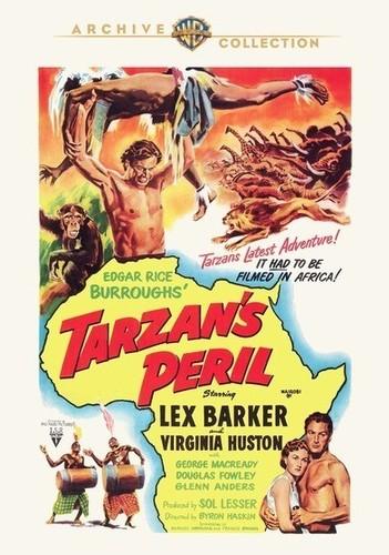 Tarzans Peril