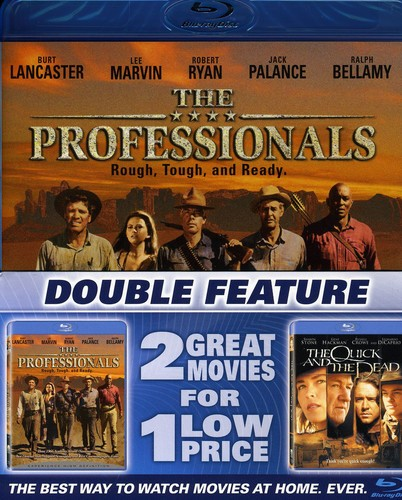 The Professionals /  The Quick and the Dead