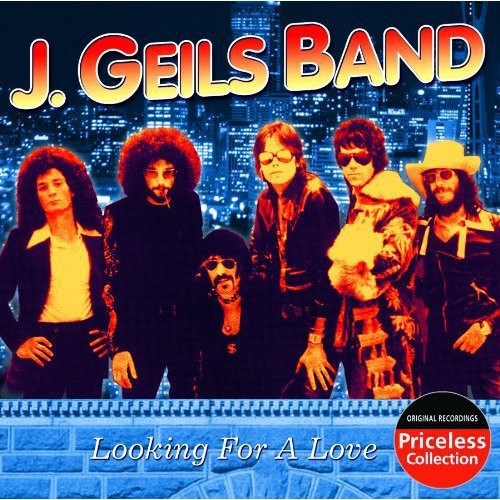 J. Geils Band-Lookin for a Love