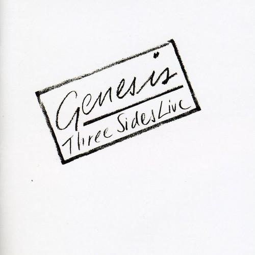 Genesis-Three Sides Live