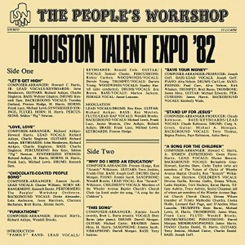 Houston Talent Expo '82